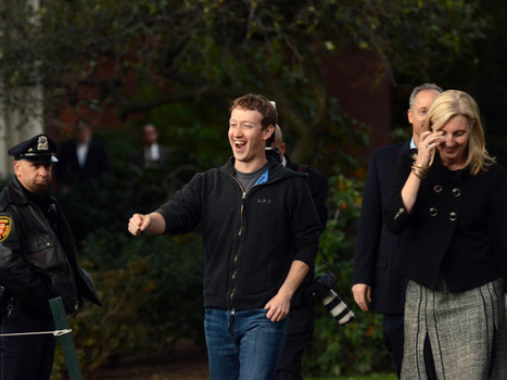 Facebook's IPO filing is here: Good summary of key Facebook numbers revealed with their S-1 filing | Social Networks & Social Media by numbers | Scoop.it