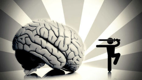 How Our Brains Stop Us From Achieving Our Goals (and How to Fight Back) | Success | Scoop.it