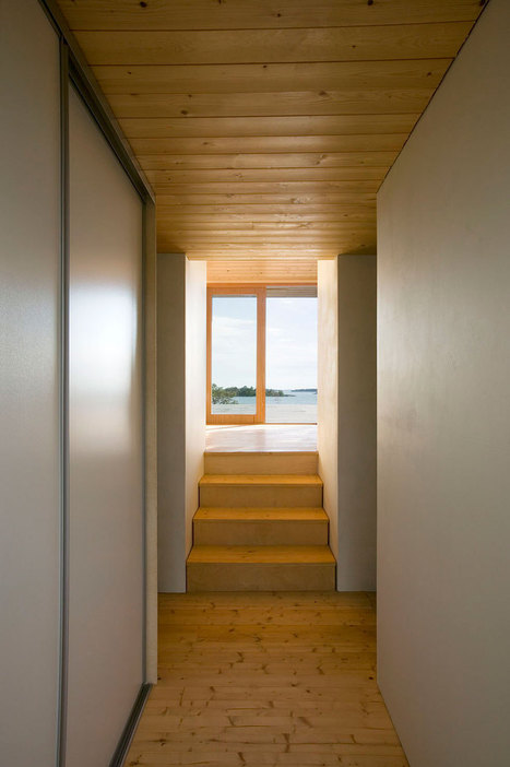 Villa Mecklin / Huttunen Lipasti Pakkanen Architects | Architecture | Architecture | Scoop.it