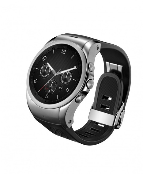 LG dévoile une Watch Urbane Luxe à 1000 euros ! | Geeks | Scoop.it