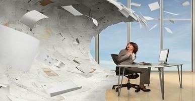 Dix chiffres clés sur l'archivage et le stockage des données en entreprise | Profession | Arseginfo.fr | Gestion documentaire | Scoop.it