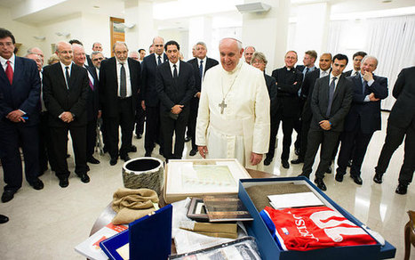 Pope tells Jews: 'now it's our turn' to suffer - Telegraph | Pendant ce temps... | Scoop.it