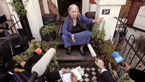 Doris Lessing, Novelist Who Won 2007 Nobel, Is Dead at 94 | Communication, arts, culture & rights | Scoop.it