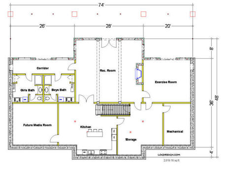 How To Make Use Of Basement Floor Plans | Intresting Blogs page | Scoop.it