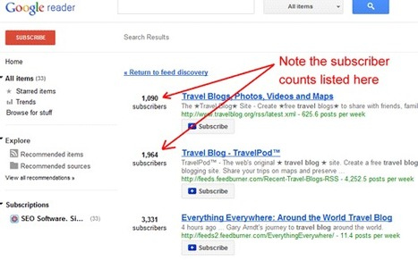 21 Tactics to Increase Blog Traffic (Updated 2012) | Blogging Matters | Scoop.it