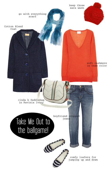 Weekend Style Guide ~ World Series Edition | cinda b buzz | Beginners guide to fashion and all that | Scoop.it