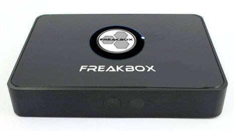 FreakTab Community Introduces Freakbox Android TV Box Powered by Rockchip RK3188 | Embedded Systems News | Scoop.it
