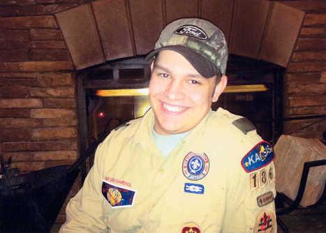 Shawnee Heights senior earns Eagle Scout   CJOnline.com   Eagle Scout Project   Scoop.it