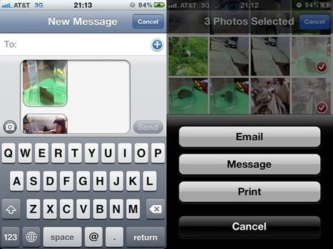Mastering iMessages On Your iPhone: Send Batches Of Photos To ... | How to Use an iPhone Well | Scoop.it