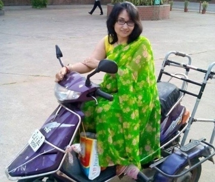 She Can't Walk. And Yet She Is Helping Others With Muscular Dystrophy Become Independent - The Better India | This Gives Me Hope | Scoop.it