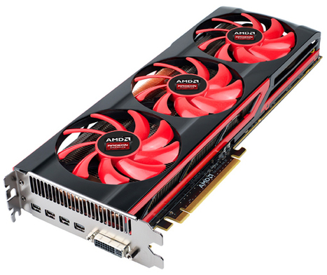 AMD Launches Radeon 7990 the 'World's Fastest GPU' - GameBoilers | Gaming News | Scoop.it