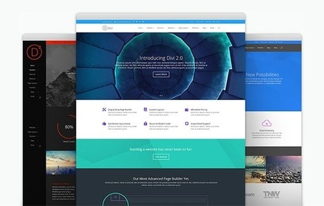 15 Best Landing Page WordPress Themes for High Conversion Websites in 2016 | Public Relations & Social Media Insight | Scoop.it