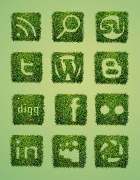 Completely Free Icon Packs! • IceflowStudios Design Training | Prionomy | Scoop.it