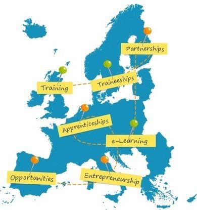 Drop'pin @EURES - European Commission | Àrea de treball - Infojove | Scoop.it