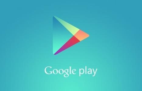 تطبيق جوجل بلاي Google Play اخر اصدار قوقل بلاي 2015 - TONEWS   Games Flash   Scoop.it