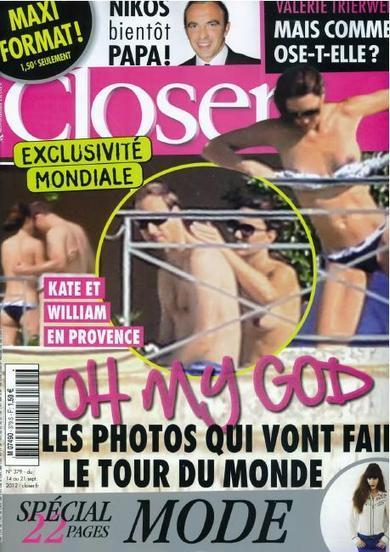 Kate Middleton Topless Scandal   Sexy Celebrities Exposed   Scoop.it
