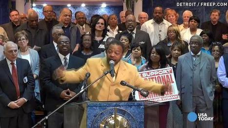 With Gay Marriage, Black Pastors Voice Opposition | All Things Catholic | Scoop.it