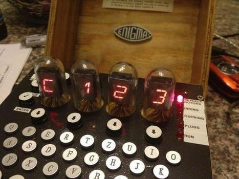 Arduino-based Enigma Replica is Fully Functional   Cooland   Scoop.it