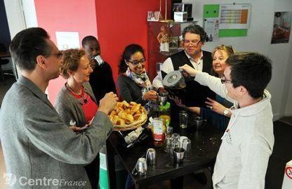 Le coworking permet aux petites entreprises limougeaudes de se développer | Innovation sociale | Scoop.it