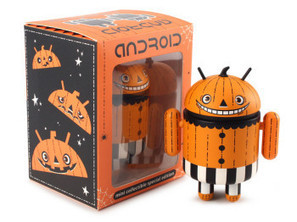 Celebrate Halloween with an Android collectible from Dead Zebra - Phandroid.com   I Love Android   Scoop.it