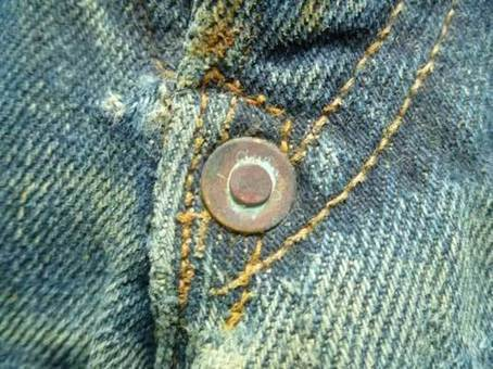 Great explanation of Skeuomorphism in design -why jeans still have rivets. | Human Understanding | Scoop.it