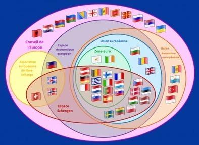 L'UE à l'école: dites, monsieur, y a combien de pays dans l'Europe?   Rue89   Europa   Scoop.it