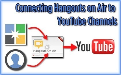 Making Google Plus Work - Google+ - How to Connect Hangouts On Air to the Proper YouTube… | GooglePlus Expertise | Scoop.it