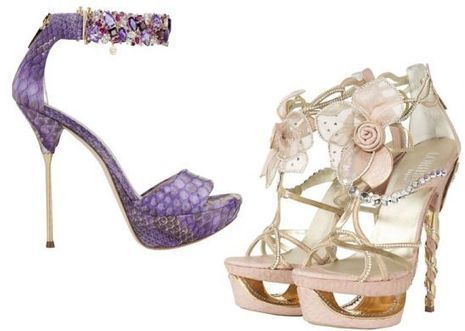 Loriblu Luxury Shoes, precious stones and pure design for a unique style | Le Marche & Fashion | Scoop.it