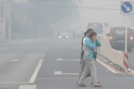 Climat : accord inédit entre la Chine et les Etats-Unis | ventilairsec | Scoop.it