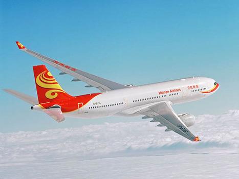 Hainan Airlines arrête son Pékin – Budapest   AFFRETEMENT AERIEN KEVELAIR   Scoop.it