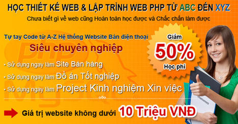 Lap trinh web | Share | Scoop.it