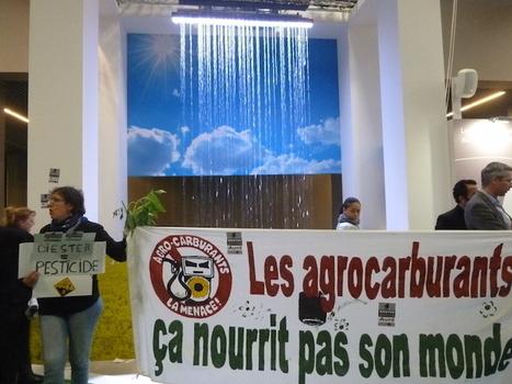 Au Salon de l'agriculture, les faucheurs volontaires alertent sur les OGM cachés | Toxique, soyons vigilant ! | Scoop.it
