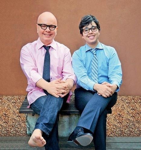 Conheça o filho Transexual Bissexual de Marcelo Tas - A Liga Gay | Brasil-News | Scoop.it