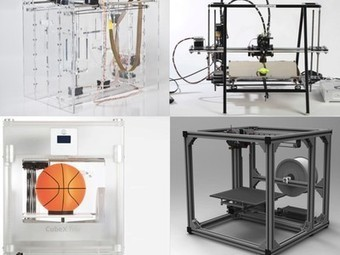 28 Affordable 3D Printers You Can Buy Now | Tech and the Future of Integration | Scoop.it