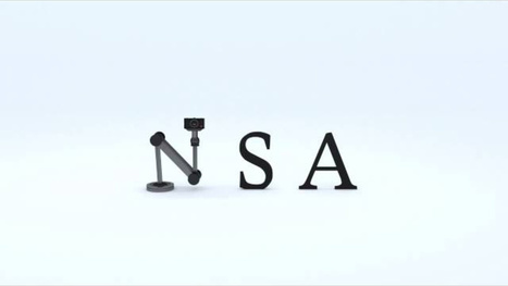 Pixar-Inspired Animation Explains the NSA Perfectly - Gizmodo | Photography | Scoop.it