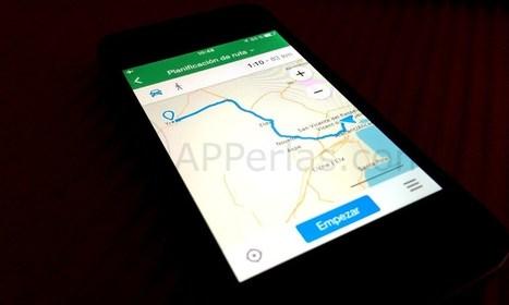Maps.me, la mejor app de mapas offline, ahora te guía con voz | Educacion, ecologia y TIC | Scoop.it