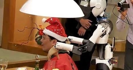 The Low-Down: Why You Should Be Nice To Your Robots   Une nouvelle civilisation de Robots   Scoop.it