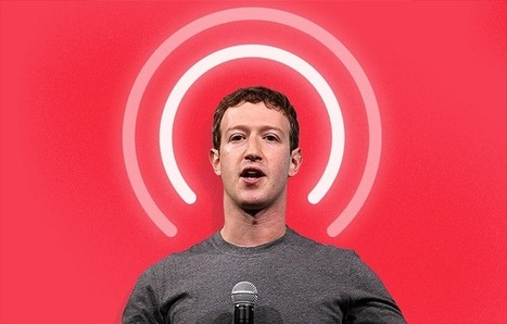 Why Facebook And Mark Zuckerberg Went All In On Live Video | Video Everywhere... with a headache | Scoop.it