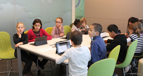 Microsoft Education - la classe immersive | Gymnase 2020 - Pédagogie et prospective | Scoop.it