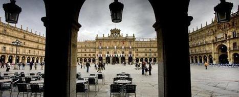 Plaza Mayor de Salamanca 9 | Memoria de las Piedras | Scoop.it