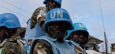 """Blog/U.N. """"peacekeepers"""" sexual abuse of minors in Africa may be more widespread than reported 