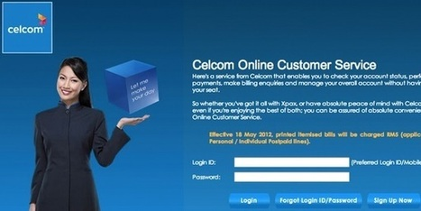 How to Check Celcom Data Plan Usage and Status | ahlifikircom | Scoop.it