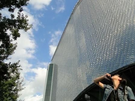 EcoArk en Taiwán: una mega-estructura construida con botellas de plástico recicladas   Plataforma Arquitectura   Decoración   Scoop.it