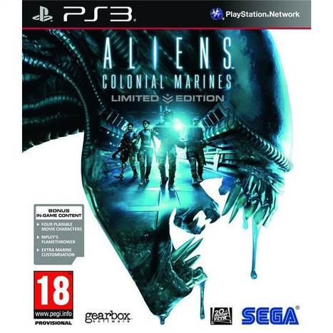 Aliens: Colonial Marines - EU (PS3) | Buy PS4 Video Games United Kingdom | Scoop.it