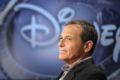 Disney's Robert Iger on the future of leisure: Technology will enhance what we do. But storytelling will be the basis of it all. | marketing,media,cinema,innovation | Scoop.it