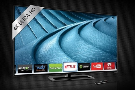Vizio takes 4K mainstream with launch of $999.99 P-Series TV   4K Ultra HD   Scoop.it