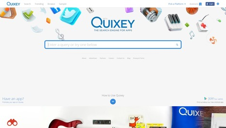 Quixey : The search engine for Apps | Time to Learn | Scoop.it
