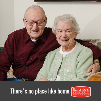 Aging in Place Trend: Seniors Age in the Comfort of Home | Home Care Assistance of Grand Rapids | Scoop.it