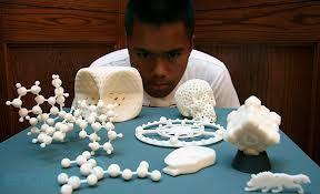 3-D printing enlivens students' ideas | High School Digital Media | Scoop.it