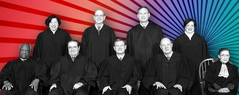 Meet the Supremes: Who are the US Supreme Court justices? - BBC News | Teacher Learning Networks | Scoop.it